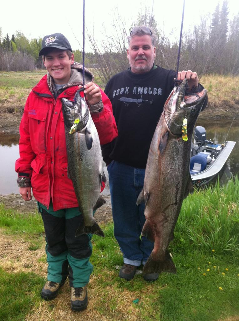 Kenai river fishing reports 2012 fishing reports from for Kenai fishing report